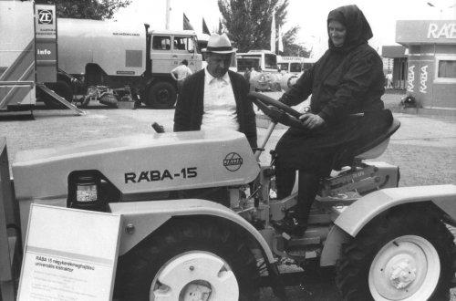 Rába traktor