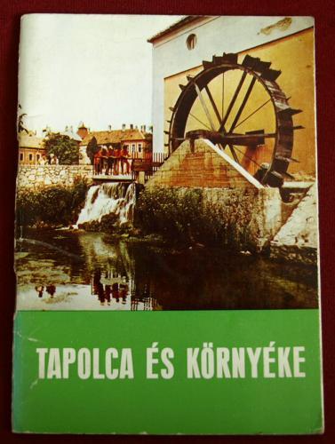 Tapolca és környéke utikönyv