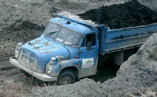 Tatra teherautó