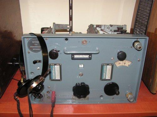 Német katonai rádió Tornister E.b