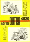 Dutra traktor - UB35, UC35 prospektus