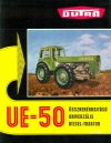 Dutra traktor - UE50 prospektus