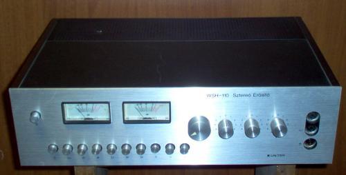 Unitra WSH-110 erősítő