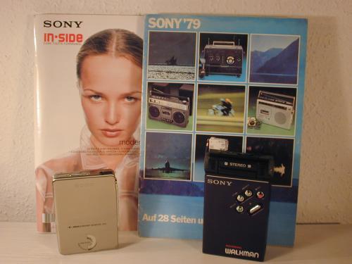 Sony walkman életútja