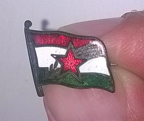 Magyar Dolgozók Pártja kitűző