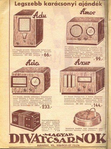 Divatcsarnok rádió reklámok