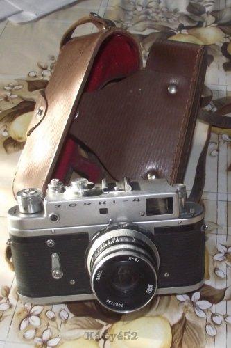 Zorki-4 fényképezőgép