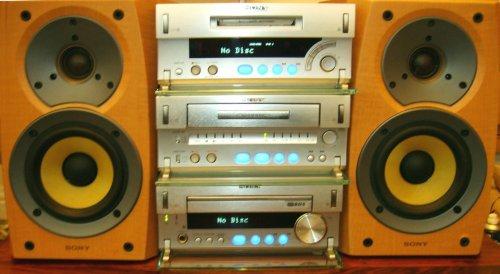Sony HCD-SD1 és tartozékai