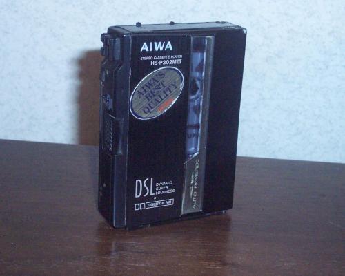 AIWA walkman HS-P202MIII