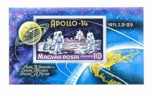 Apollo-14 űrhajó blokk