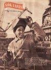 Szovjet dolgozók készülnek az SZKP XX.Kongresszusára