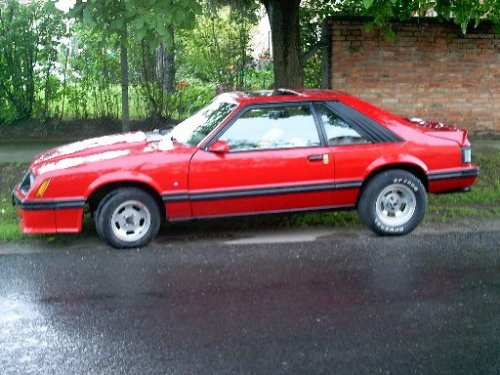 Ford Mustang 5.0 1980