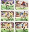 Futball világbajnokság bélyegsor