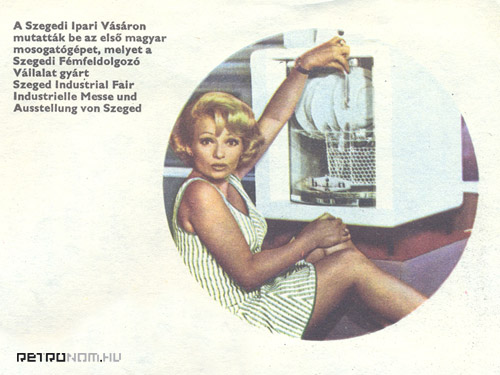 Magyar mosogatógép