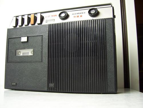 BRG MK-23 fekete