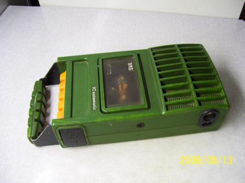 BRG MK-27 zöld