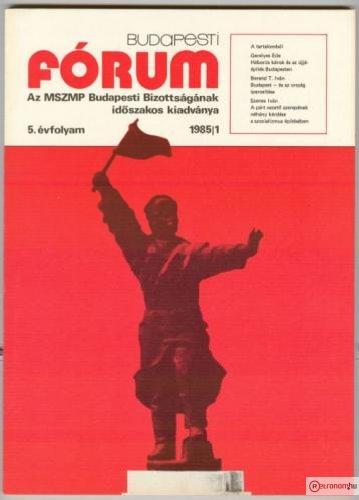 Budapesti Fórum