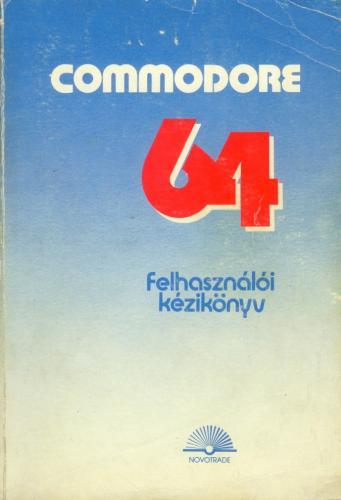 Commodore 64 felhasználói kézikönyv