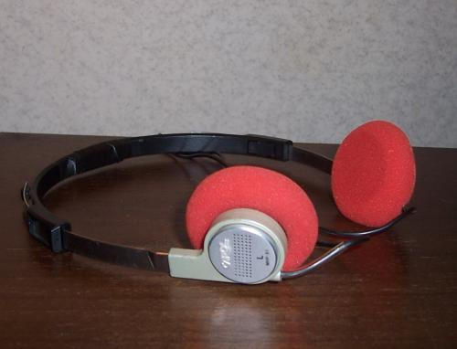 Walkman fejhalgató Carol MPH 51- Sony MDR3 klón