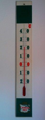 Canada Dry hőmérő