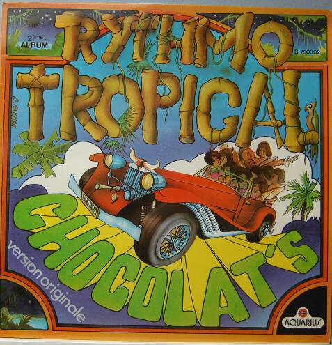 Chocolat's - Rhytmo Tropical