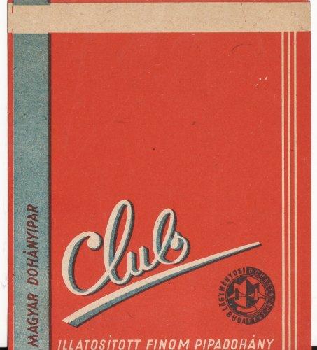 Club pipadohágy