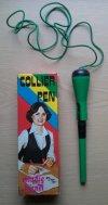 nyakba akasztható toll