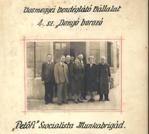Szocialista brigád Szombathely