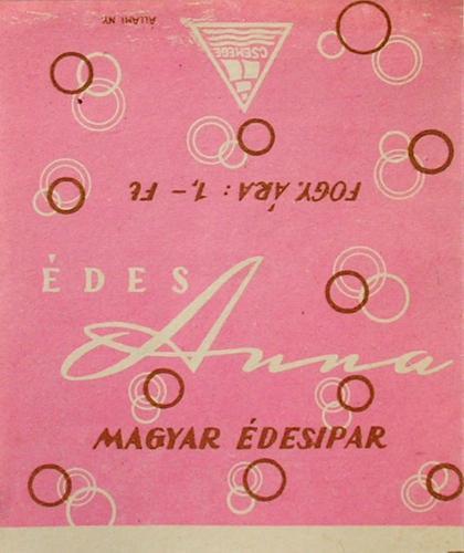 Édes-Anna csokoládé