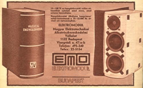 Musical Encyclopaedia