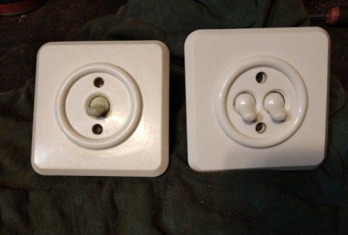 Kontakta villanykapcsoló