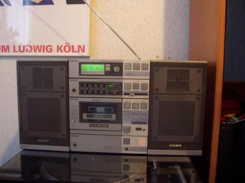 Sony FH7 minitorony