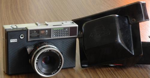 Focasport II C fényképezőgép