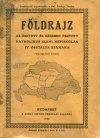 Földrajz tankönyv