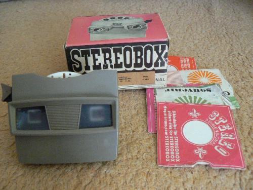 Stereobox 3D-s nézőke