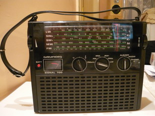 grundig rádió