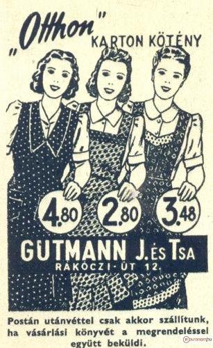 Gutmann kötény