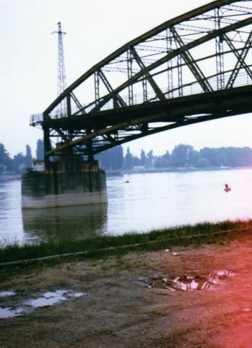 Mária Valéria híd torzója