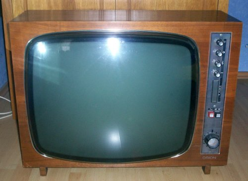 Orion AT 1550 televízió