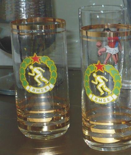 Budapesti Honvéd poharak