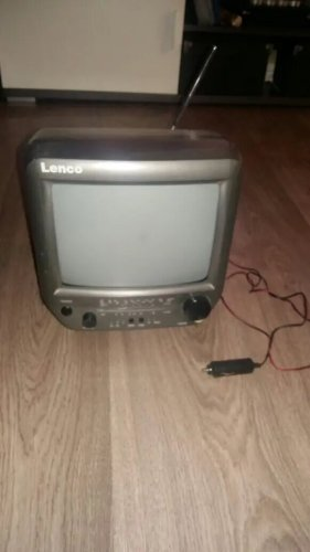 Lenco mini tv