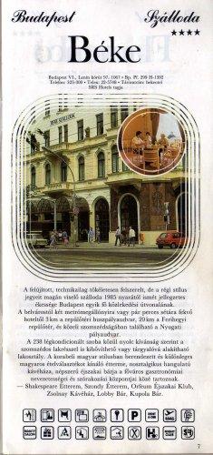 HungarHotels Béke Hotel