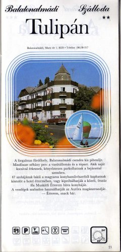 HungarHotels Tulipán Hotel