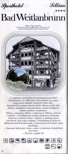 HungarHotels Sillian Bad Weitlanbrunn Sporthotel