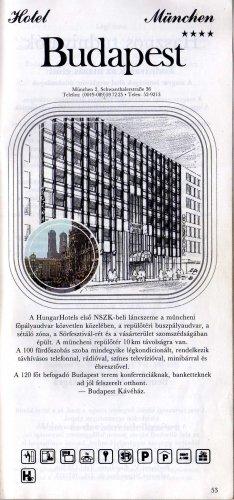 HungarHotels München Budapest Hotel
