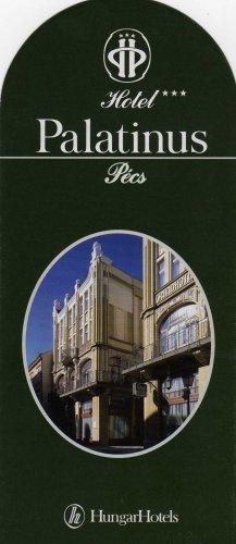 HungarHotels Palatinus Pécs Hotel
