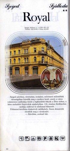 HungarHotels Royal Szeged Hotel