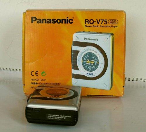Panasonic walkman RQ-V75