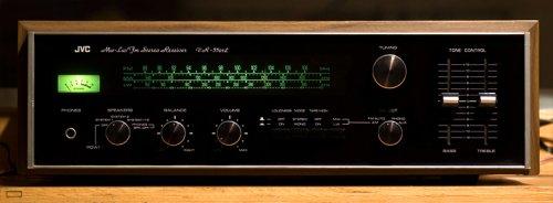 JVC VR-5501L l MW-LW/FM STEREO RECEIVER