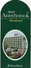 HungarHotels Aranyhomok Hotel